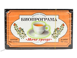 Биопрограма Чай Мечо грозде 30 гр