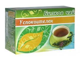 Евелин Билков чай Успокоителен 30 гр