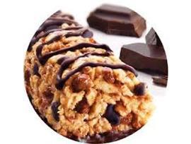 Нестле Зърнен Десерт FITNESS с тъмен шоколад 24 гр