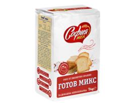 София Мел Готов микс за хлебопекарна бяло брашно 10 кг