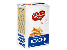Брашно София Мел класик 20 кг