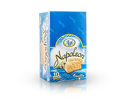 АГИ Наполеон с ванилов крем 90 гр кутия 10 бр