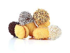 Данели Дребни сладки Асорти 400 г