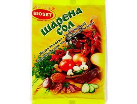 Биосет Шарена сол голям пакет 250 гр