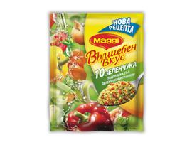 Maggi Вълшебен вкус 10 зеленчука 75 гр