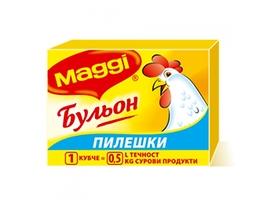 Maggi Бульон Пилешки 6 кубчета 60 г