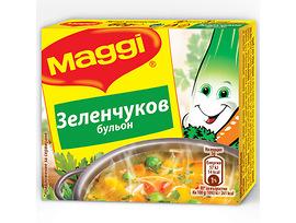 Maggi Бульон Зеленчуков 6 кубчета 60 гр