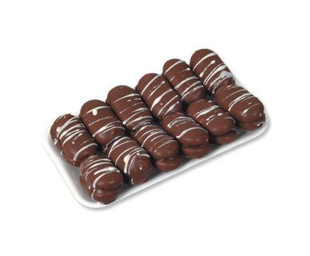 Аниел 86 Бишкоти с какаова глазура 170 г