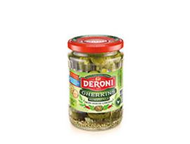 Дерони Домашни краставички Екстра от Градините на Дерони 560 г