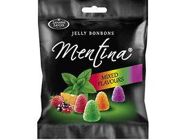 Желирани бонбони Ментина микс 90 г