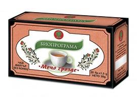 Биопрограма Чай Мечо грозде 30 г