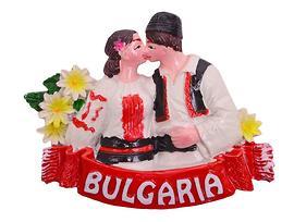 Магнит целувка България