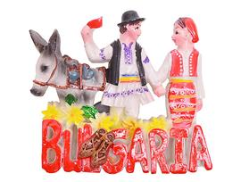 Магнит България с магаренце