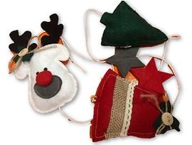 Оле мале Коледен гирлянд