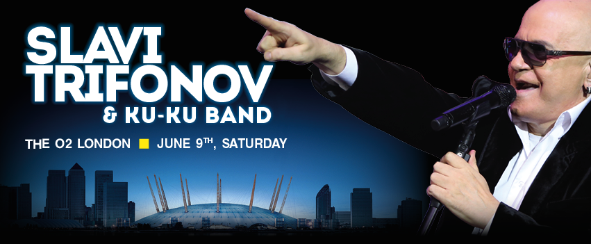 Slavi Trifonov London Koncert