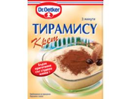 Крем Тирамису ДрЙоткер 60 г