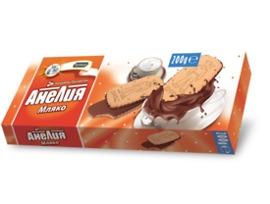 Победа Бисквити Анелия с мляко 200 гр