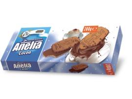 Победа Бисквити Анелия с какао синя 200 г
