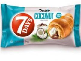 Кроасан Double с какао и кокос 80 г