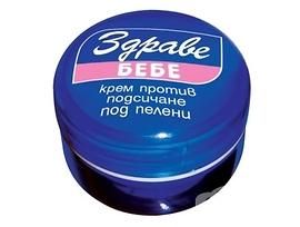 Арома Крем Здраве Бебе 40 гр