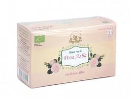 Алба био чай роза алба 30 г