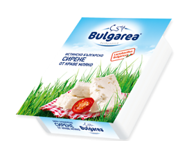 Краве сирене Булгарея 350 г