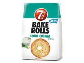 Bake Rolls сметана и лук 70 г кутия 12 бр
