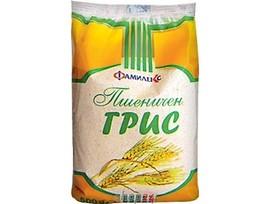 Фамилекс Грис Пшеничен 500 гр