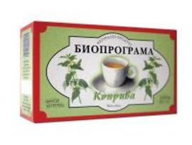 Биопрограма Чай Коприва 30 г