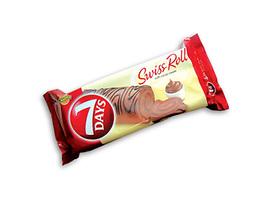 7 Days Руло с какаов пълнеж 200 г