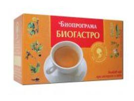 Биопрограма Биогастро Чай 20бр х 15гр 30 г