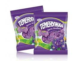 Бонбони Теменужка ГО 90 г