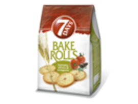 Bake rolls с домати маслини и риган 80 г