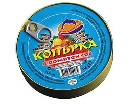 Диавена Копърка в доматен сос 160 г