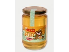 Апитрейд Пчелен мед акация 400 гр