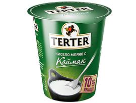 Кисело мляко Тертер каймак 10 300 г