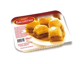 Орехови баклавички Любимка 300 г