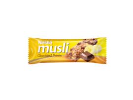 Нестле Десерт Мюсли с шоколад и банан 40 г