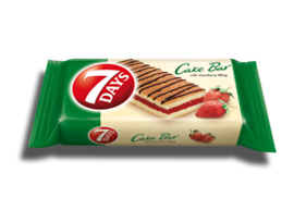 Cocoa Cake Bar с ягода и шоколадова глазура 32 г