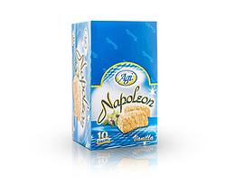 АГИ Наполеон с ванилов крем 90 г кутия 10 бр