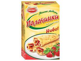 Биосет Готова смес за палачинки 250 г
