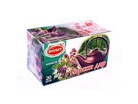 Биосет билков чай горски дар 30 г