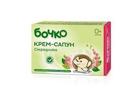 Бочко Бебешки билков сапун смрадлика 75 г