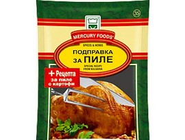 Меркурий Подправка за пиле 50 г