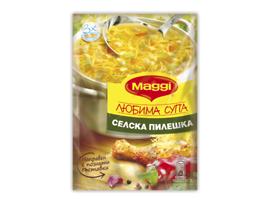 Maggi Селска Пилешка супа 48 гр