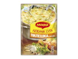 Maggi Супа пилешка с фиде 47 г