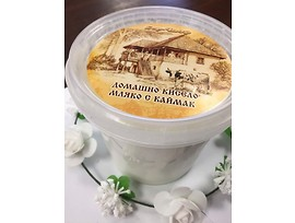 Бор чвор домашно кисело мляко с каймак 11 кг
