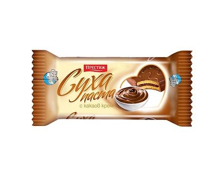 Престиж Суха паста макси какаов крем 55 г