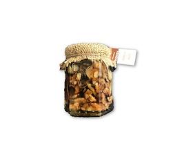 Пчелен мед с ядки 215 г