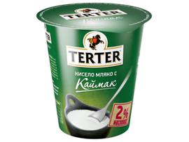 Кисело мляко Тертер каймак 2 300 г